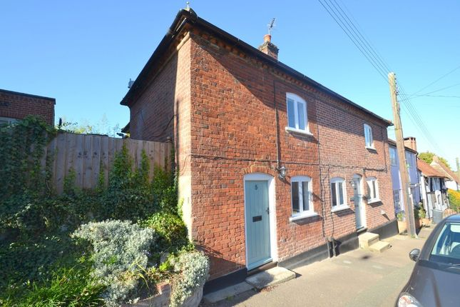 Thumbnail End terrace house to rent in Bolton Street, Lavenham, Sudbury