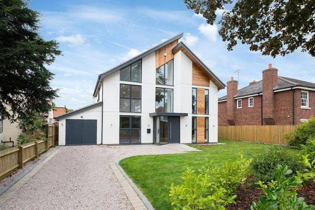 Thumbnail Detached house for sale in Dalkeith Avenue, Bilton, Rugby