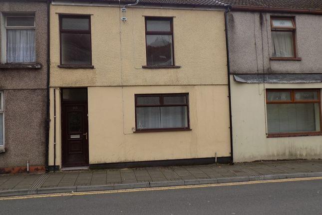 Thumbnail Terraced house to rent in Llewellyn Street, Pentre, Rhondda, Cynon, Taff.