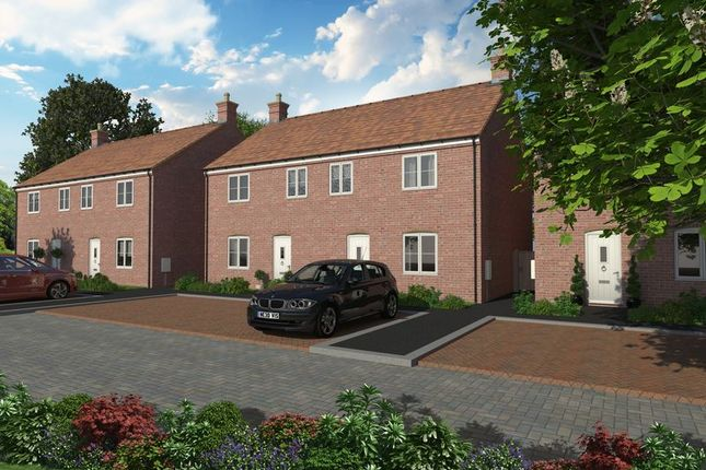 Thumbnail Semi-detached house for sale in Hodge Bower, Ironbridge, Telford