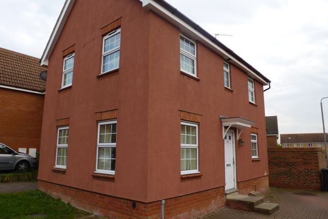 Thumbnail Detached house to rent in Salk Road, Gorleston, Great Yarmouth