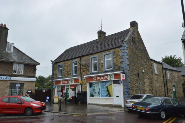 Thumbnail Flat to rent in Market Place, Wolsingham, Bishop Auckland