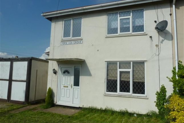 Thumbnail Semi-detached house for sale in Fern Lea Grove, Bolton-Upon-Dearne, Rotherham