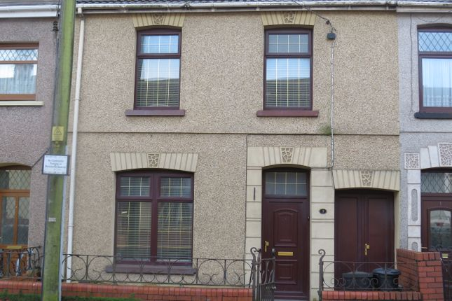 Thumbnail Terraced house for sale in Capel Isaf Rd, Llanelli