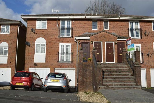 Thumbnail Flat for sale in Newnham Cres, Swansea