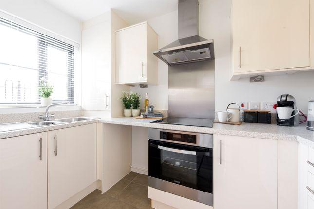 2 bedroom end terrace house for sale in Saxon Gate, Eastern Avenue, Lichfield