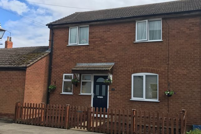 Thumbnail Semi-detached house to rent in High Street, Hanslope