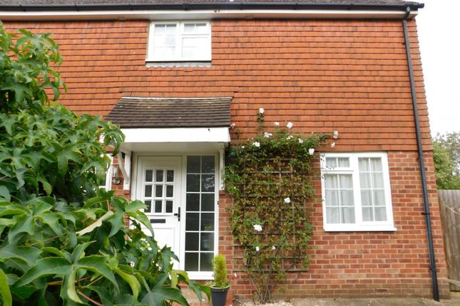 Thumbnail Semi-detached house to rent in Stonepound Court, London Road, Hassocks