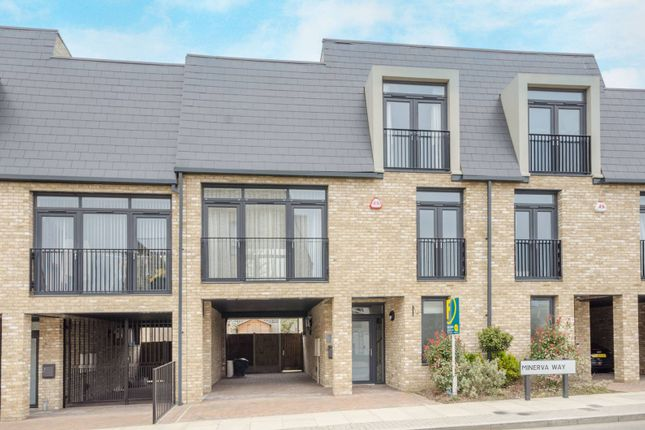 Thumbnail Property to rent in Minerva Way, High Barnet