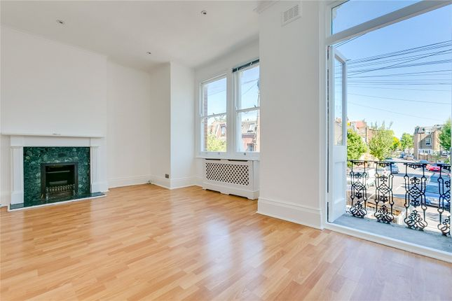 Thumbnail Flat to rent in Hestercombe Avenue, Fulham, London