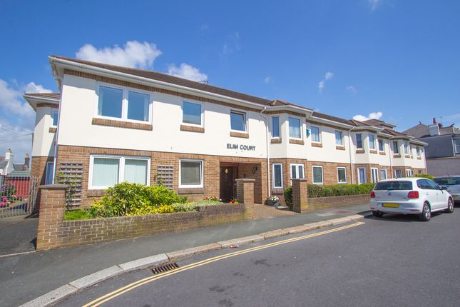 Thumbnail Flat for sale in Elim Court, Elim Terrace, Peverell, Plymouth