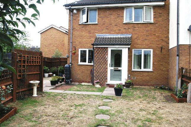 Thumbnail Terraced house for sale in Canterbury Close, Rowley Regis