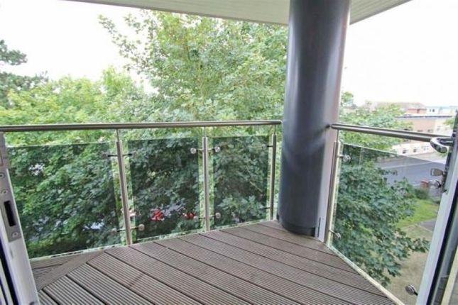 Balcony of Osborne Road, New Milton BH25