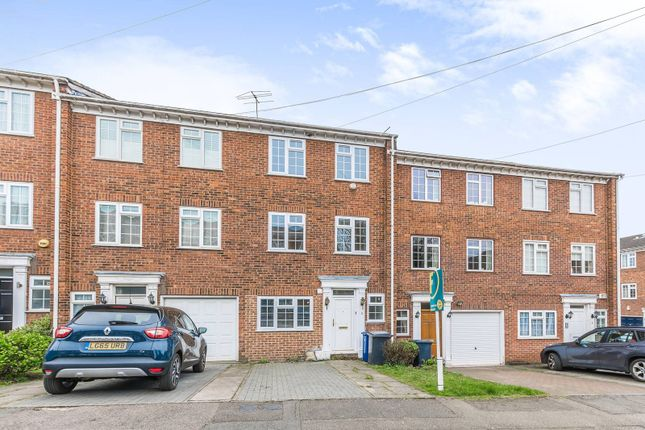 Thumbnail Property to rent in Oakview Gardens, East Finchley, London