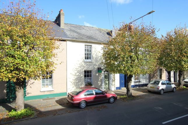 Thumbnail Terraced house for sale in The Watton, Brecon