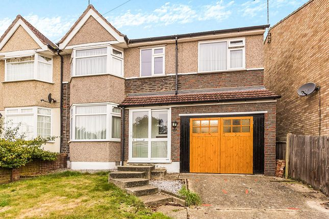 Thumbnail Semi-detached house to rent in Martens Avenue, Bexleyheath