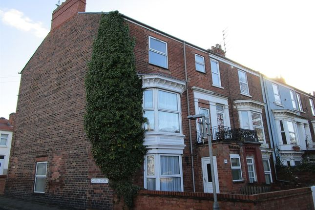 Thumbnail End terrace house for sale in Trinity Street, Three Self-Contained Flats, Gainsborough