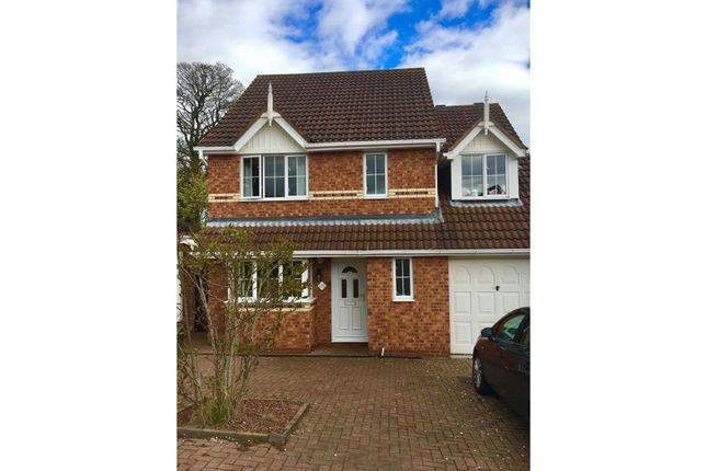 Thumbnail Detached house to rent in Allerburn Lea, Alnwick