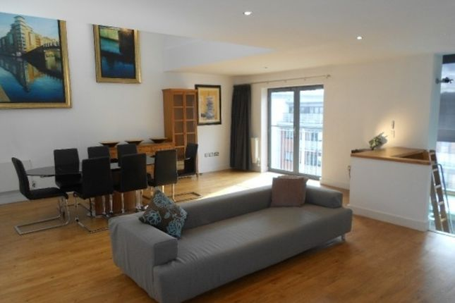 Thumbnail Flat to rent in King Edwards Wharf, Sheepcote Street, Birmingham