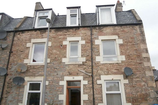 Thumbnail Flat to rent in Hill Street, Inverness