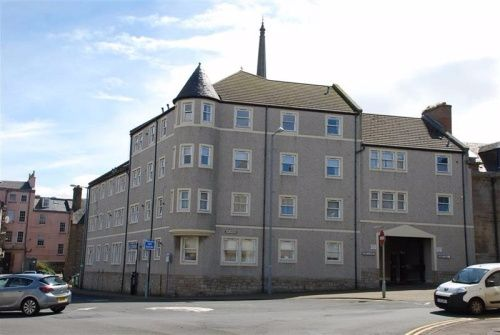Thumbnail Flat to rent in Fort Court, Ayr KA7,