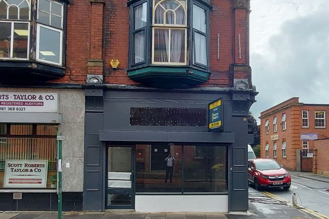 Thumbnail Retail premises to let in Corporation Street, Hyde