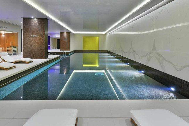 Swimming Pool of Perilla House, Goodmans Fields, Aldgate E1