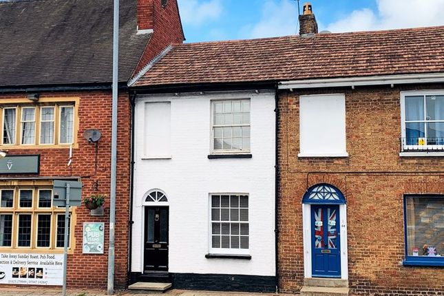 Thumbnail Terraced house to rent in Grays Terrace, East Reach, Taunton