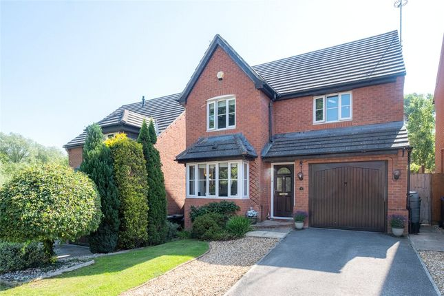 Detached house for sale in Wheeler Close, Pewsey, Wiltshire