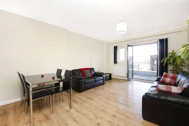 Thumbnail Flat to rent in Wellspring Close, Bow, London