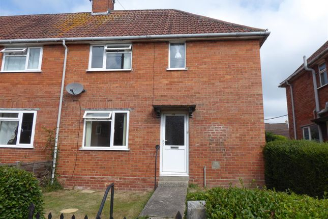 Thumbnail Semi-detached house to rent in Hillcrest Road, Yeovil