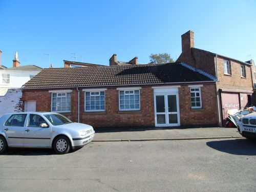 Thumbnail Flat to rent in 1A Farley Street, Leamington Spa