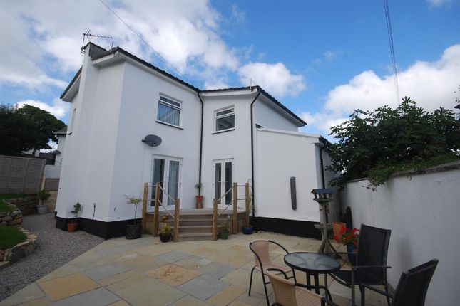 Thumbnail Detached house for sale in Provis Road, Penzance