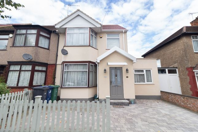 Thumbnail 4 bed end terrace house for sale in Sudbury Heights Avenue, Greenford