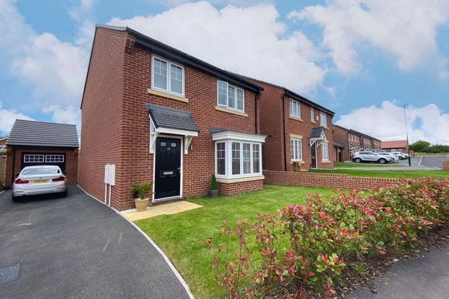 Thumbnail Detached house for sale in Larkfields, Corbydell Road, Saltburn-By-The-Sea
