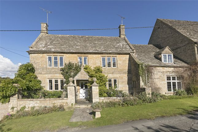 Thumbnail Equestrian property for sale in Great Rissington, Cheltenham, Gloucestershire
