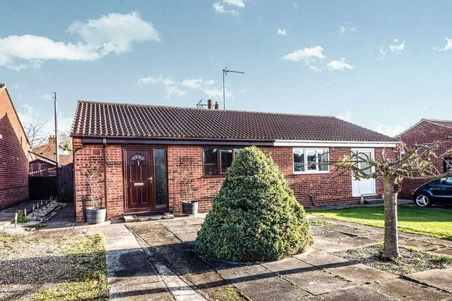 Thumbnail Bungalow to rent in Sycamore Close, Nafferton, Driffield