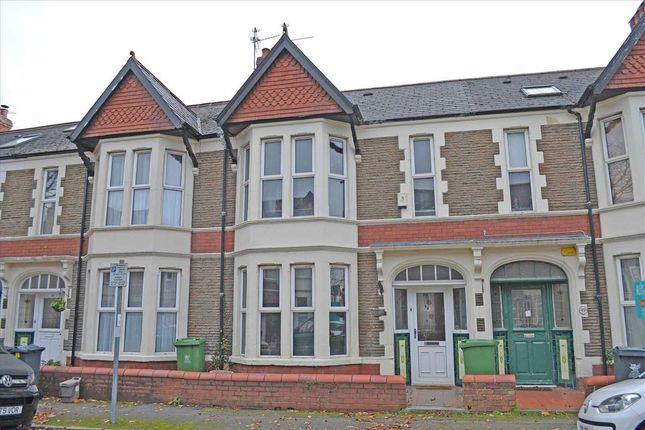 Thumbnail Terraced house for sale in Penybryn Road, Heath/Gabalfa, Cardiff