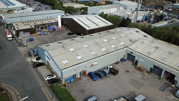 Thumbnail Commercial property for sale in Synergy Business Park, Essex Street, Bradford