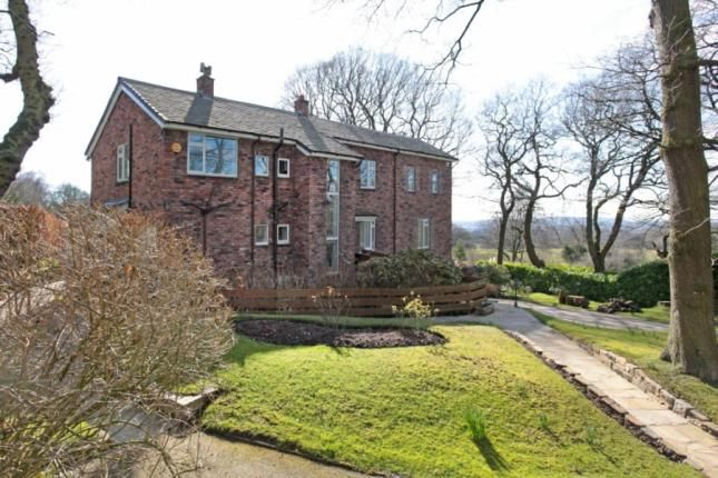 Thumbnail Detached house for sale in Brookledge Lane, Adlington, Macclesfield