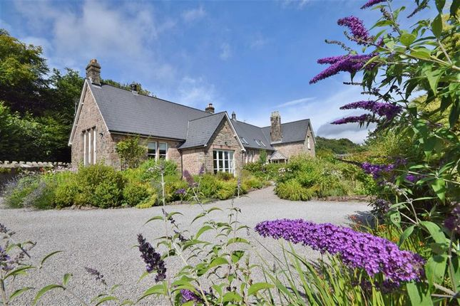 Thumbnail Detached house for sale in Catbrook Road, Chepstow, Monmouthshire