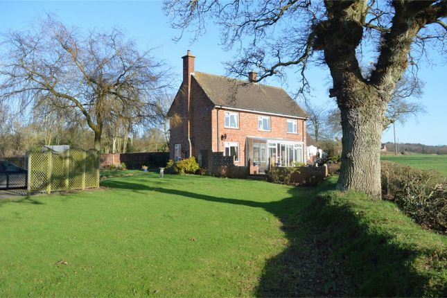 Thumbnail Detached house for sale in Broadway, Woodbury, Exeter, Devon