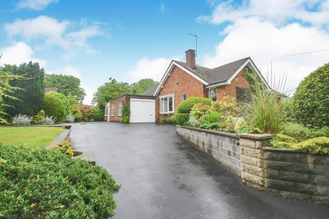 Thumbnail Bungalow for sale in Marple Old Road, Offerton, Stockport, Cheshire