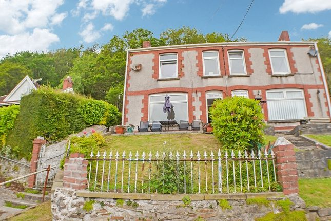 3 bed semi-detached house for sale in Graig Y Tewgoed, Cwmavon, Port Talbot, Neath Port Talbot. SA12