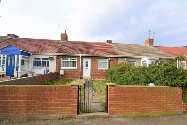 Thumbnail Terraced bungalow for sale in Durham Avenue, Horden, County Durham