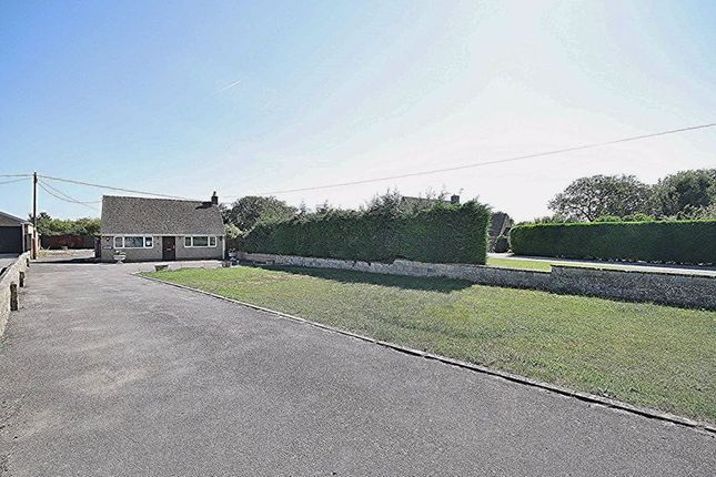 Thumbnail Detached bungalow for sale in Brize Norton Road, Minster Lovell, Witney