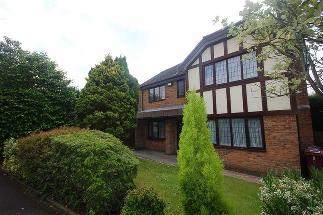 Thumbnail Detached house to rent in The Pastures, Blackburn