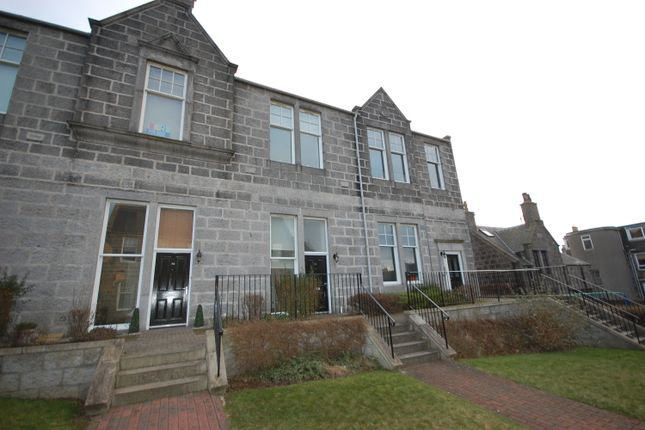 Thumbnail Terraced house to rent in Mary Elmslie Court, Meredien Point, King Street, Aberdeen