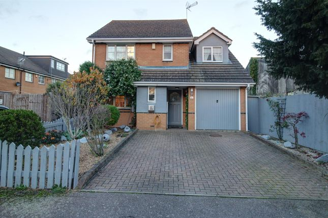 Thumbnail Detached house for sale in Burley Hill, Church Langley, Harlow