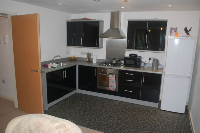 Thumbnail Flat for sale in Trinity Street, St Austell, Cornwall